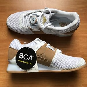 NEW adidas Leistung 16 II Mens Weightlifting Shoes